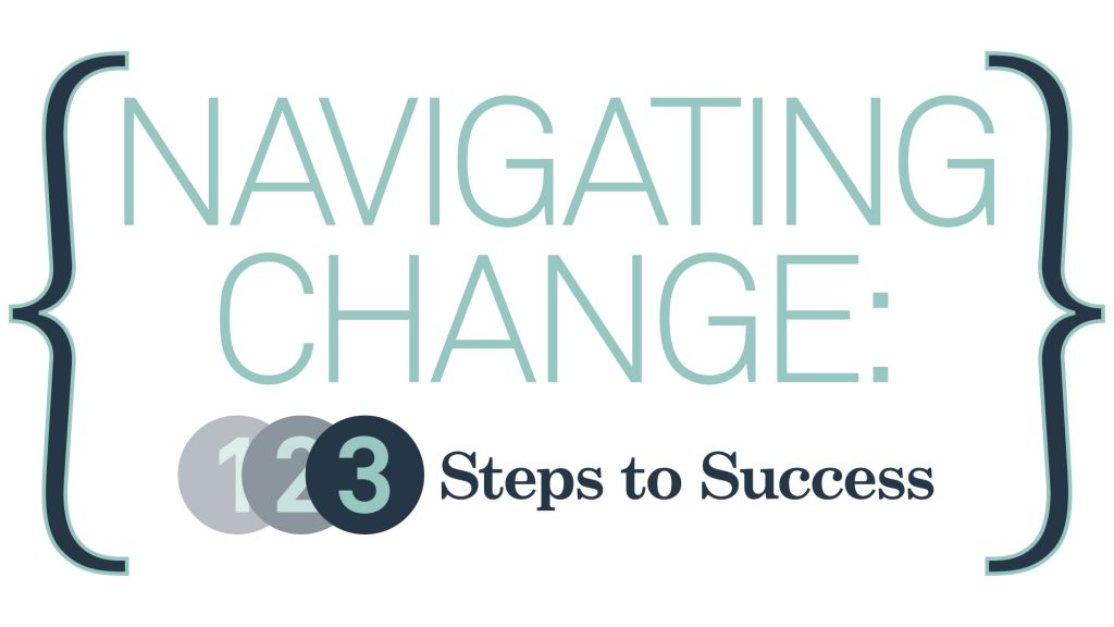 Executive and life coach talks about navigating change in life and how coaching can help